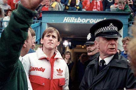 Kenny Dalglish Liverpool The Anfield Wrap