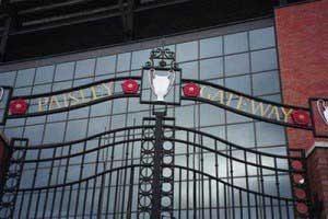 Paisley Gateway, Liverpool FC