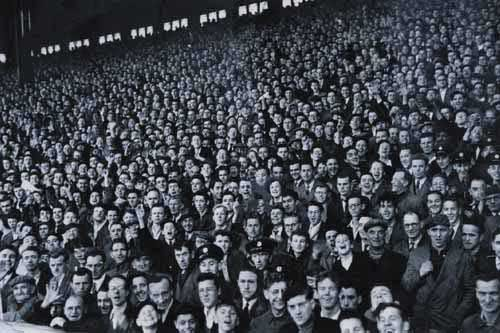 The Safe Standing Debate: Rail Seating Must Be For The Many Not The Few