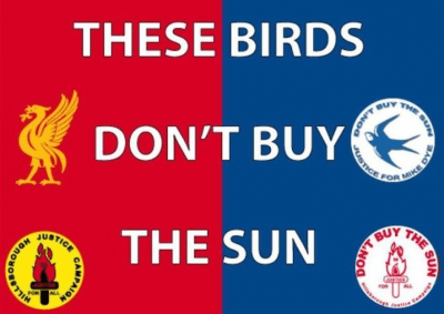 Hillsborough Justice Campaign Don't Buy The Sun
