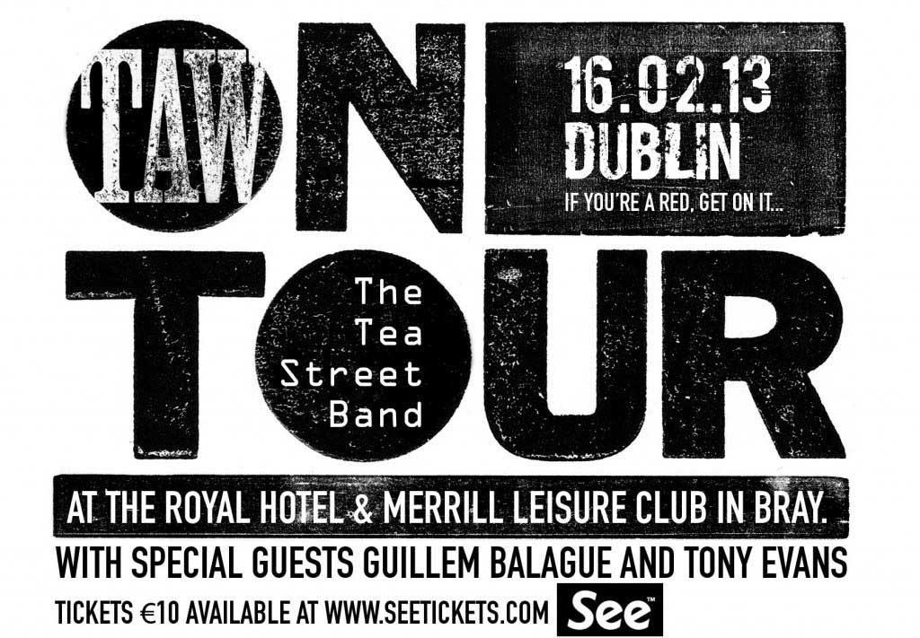 TAW IN DUBLIN 2013