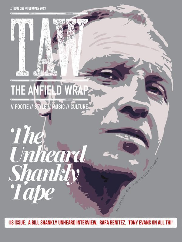 The Anfield Wrap Magazine - Issue 1