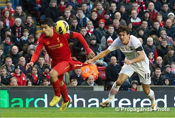 LFC mustn't be caught with their pants down this summer (Pic: David Rawcliffe, Propaganda Photo)