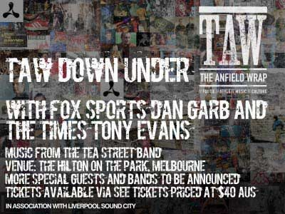 TAW Down Under - July 2013