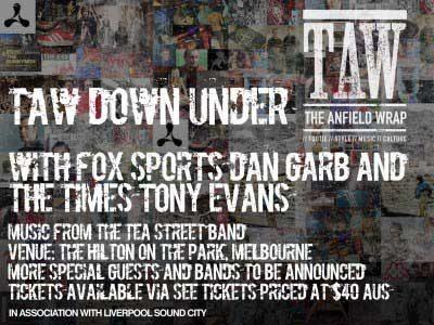 TAW Down Under - July 2013
