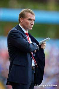 Rodgers looking for the transfer budget (PIC: David Rawcliffe / Propaganda Photo)