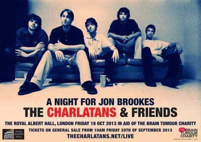 A Night for Jon Brookes