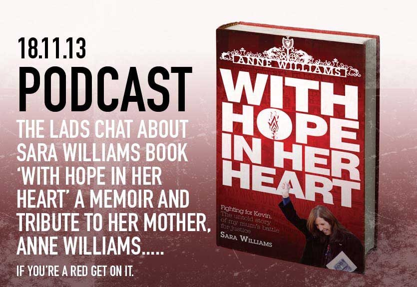 PODCAST: WITH HOPE IN HER HEART