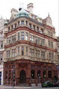 Former Adelphi Bank.  Pic John Bradley