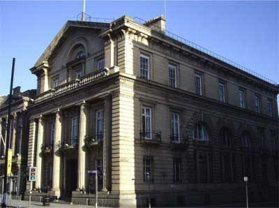 Bank of England, Castle Street - Pic Tom Pennington, Geograph