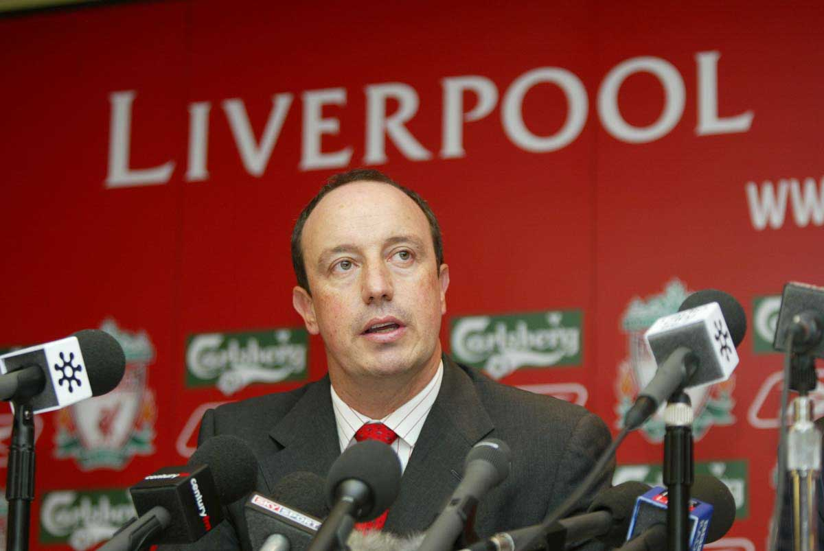 ON THIS DAY: RAFA COMES TO ANFIELD