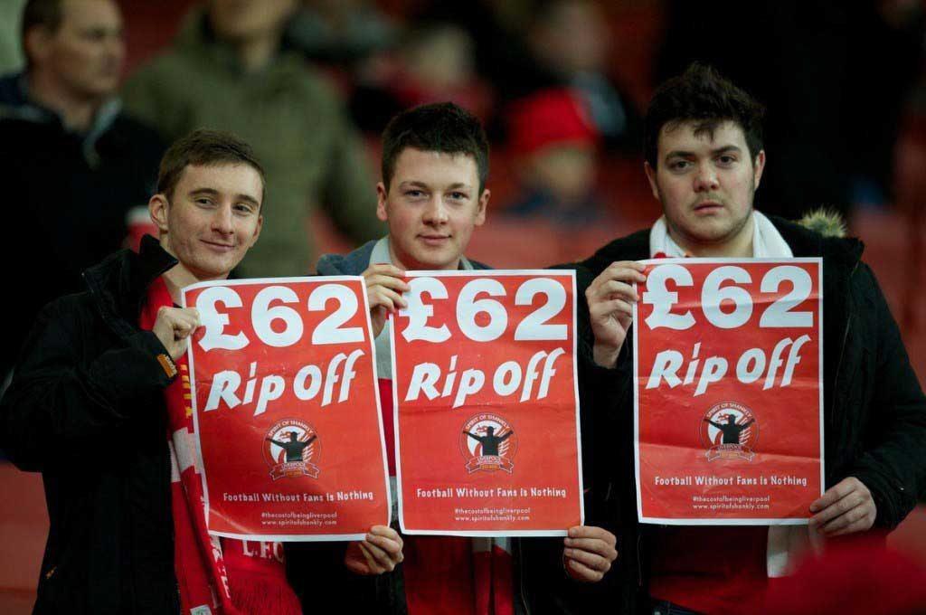 Football - FA Premier League - Arsenal FC v Liverpool FC