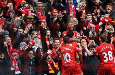 Football - FA Premier League - Liverpool FC v Arsenal FC