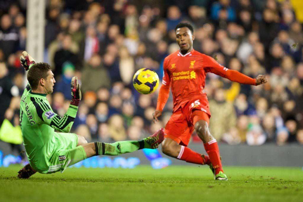 Football - FA Premier League - Fulham FC v Liverpool FC