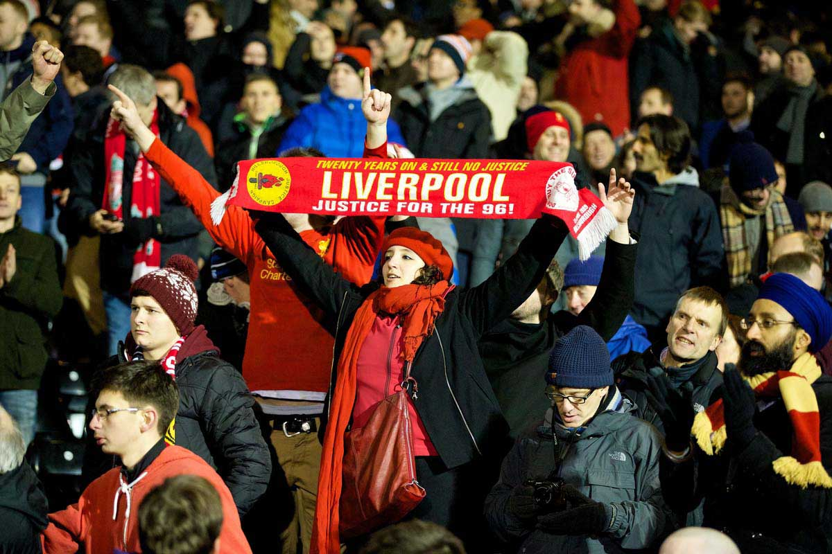 LIVERPOOL: JOCKEYING FOR POSITION