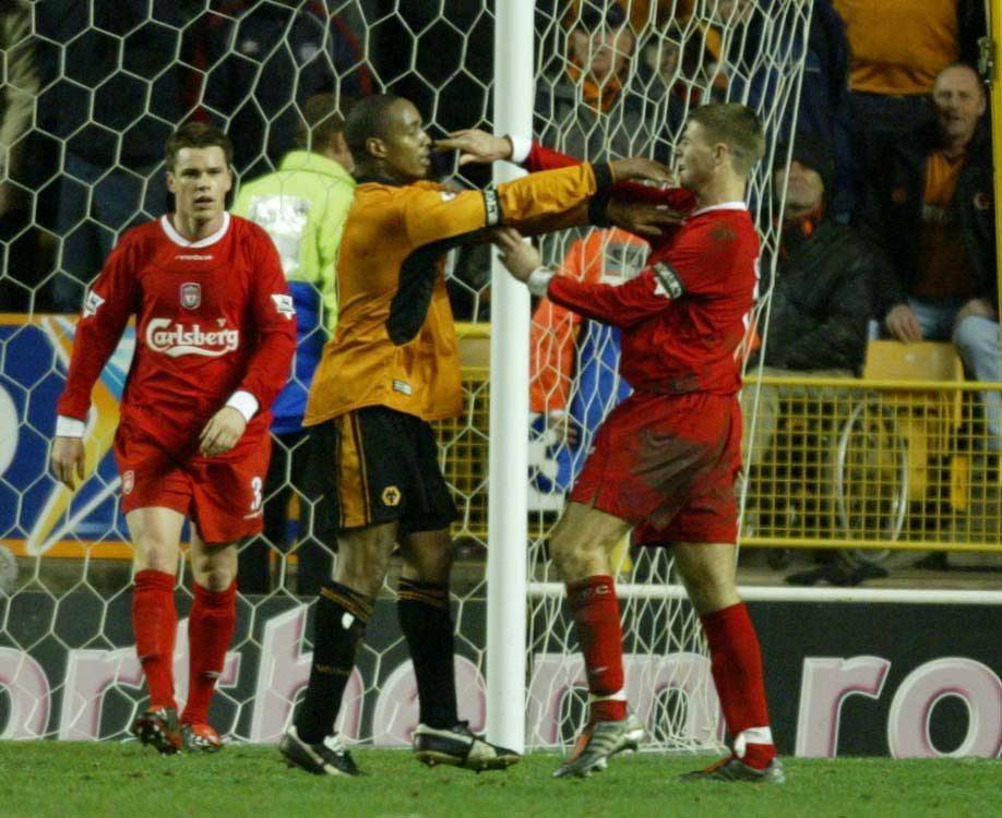 Football - FA Premier League - Wolverhampton Wanderers FC v Liverpool FC