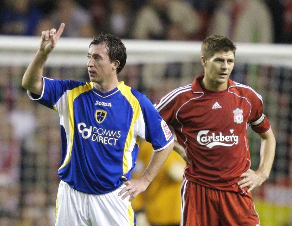 Football - League Cup - 4th Round - Liverpool FC v Cardiff City FC