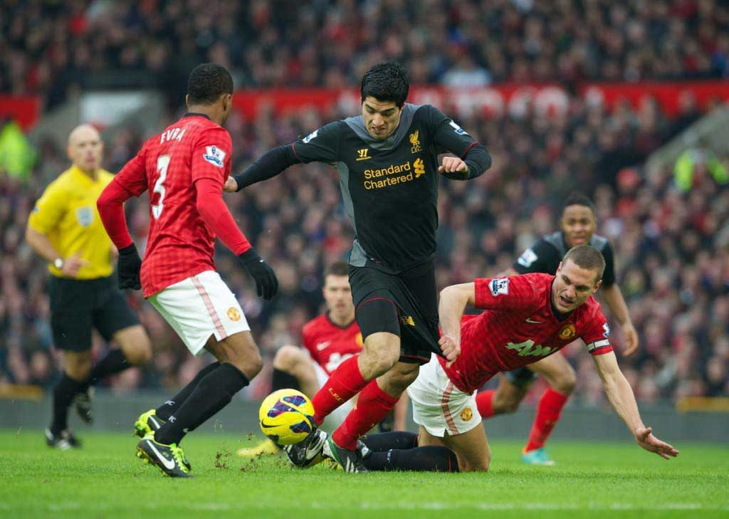 Football - FA Premier League - Manchester United FC v West Liverpool FC