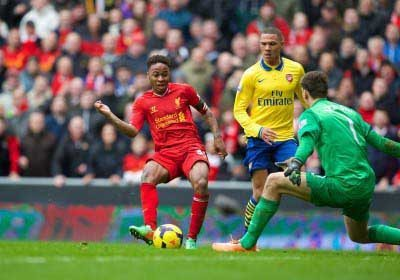 Football - FA Premier League - Liverpool FC v Arsenal FC