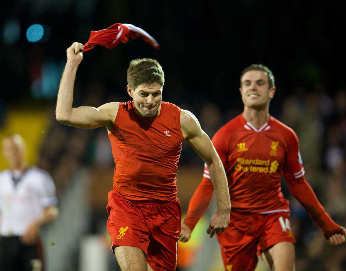 Liverpool Bringing Back Steven Gerrard Could Be Another Statement Of Intent From Jürgen Klopp