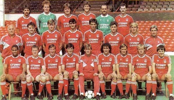 On This Day: Liverpool 2 Arsenal 0 – January 16, 1988