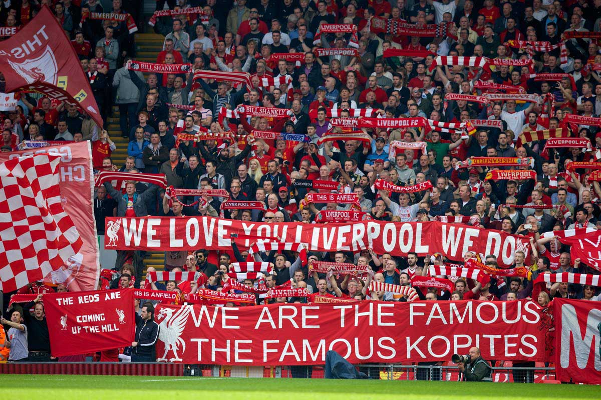 Liverpool: We're The Greatest Team In Europe And We're Going to Switzerland…