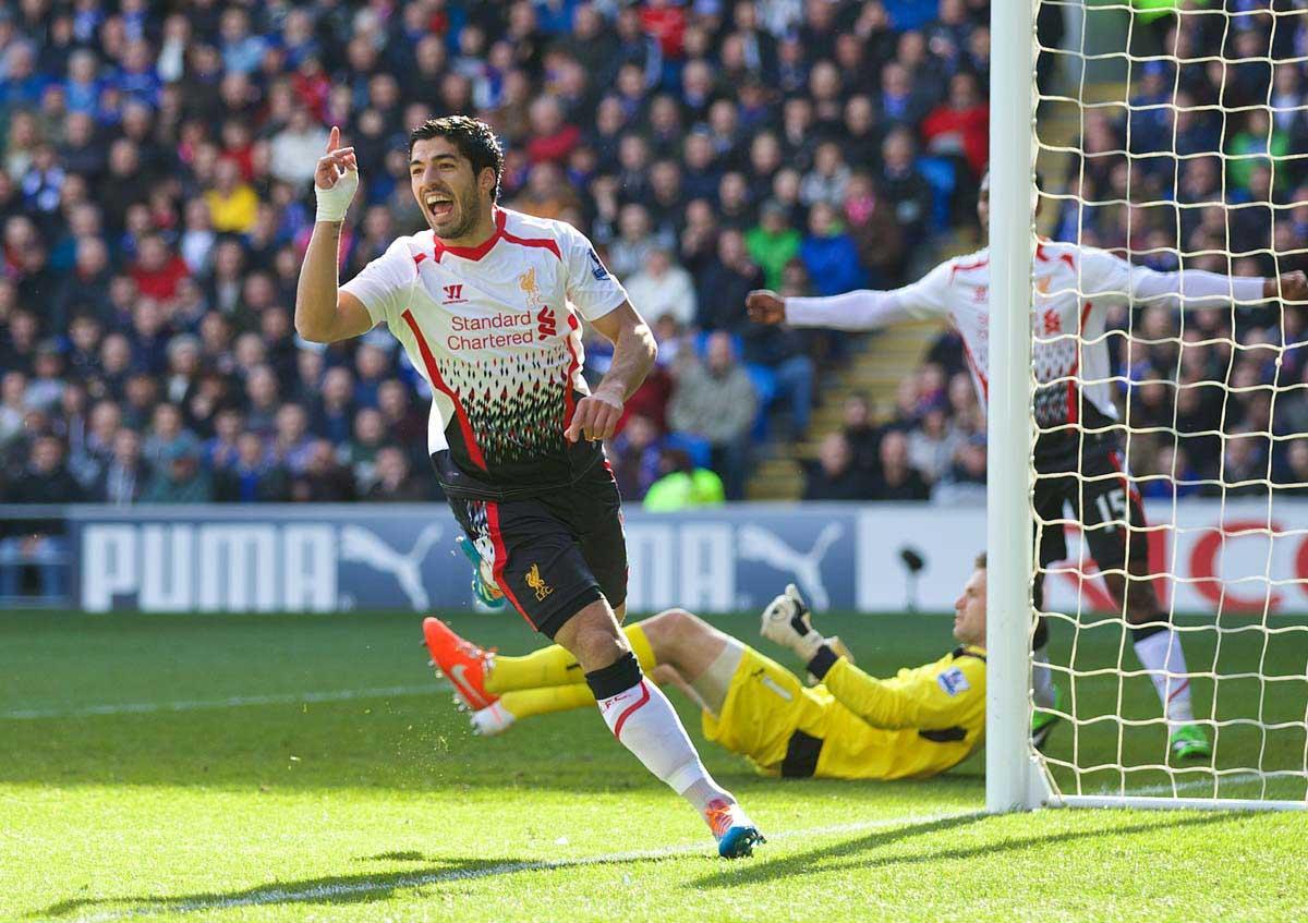 Cardiff City 3 (THREE) Liverpool 6 (SIX)