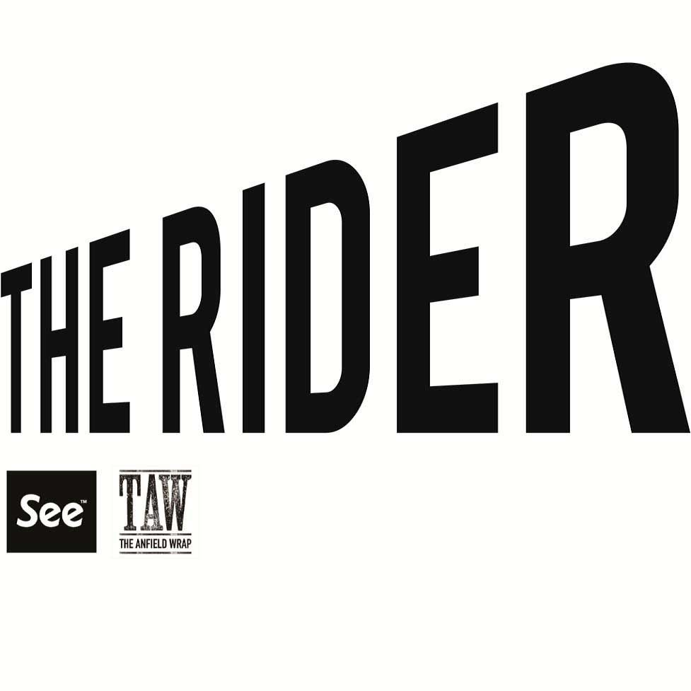 """MUSIC: THE RIDER – WE SHOULD CALL THIS ONE """"FOOTBALL"""""""