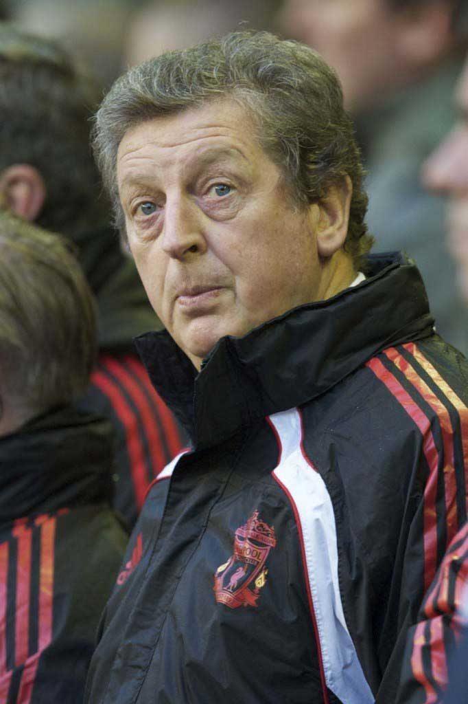 Football - FA Premier League - Liverpool FC v Bolton Wanderers' FC