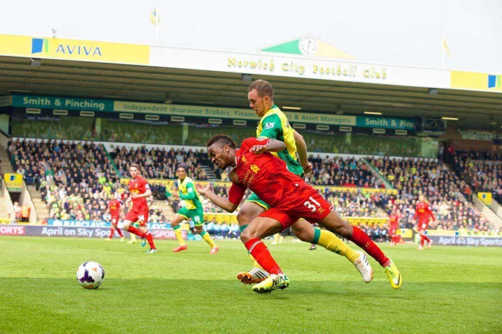 Football - FA Premier League - Norwich City FC v Liverpool FC