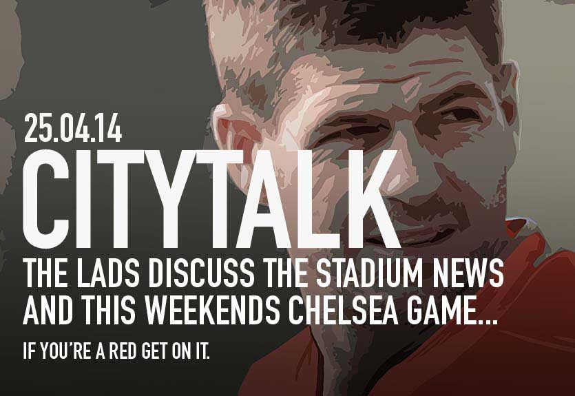 CITYTALK – ON OUR WAY TO GLORY?