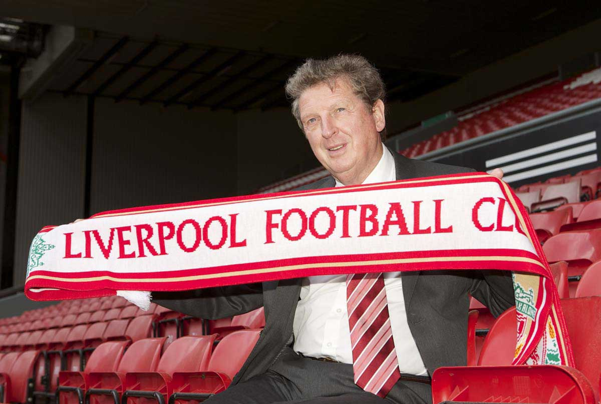 Football - Liverpool appoint Roy Hodgson as manager