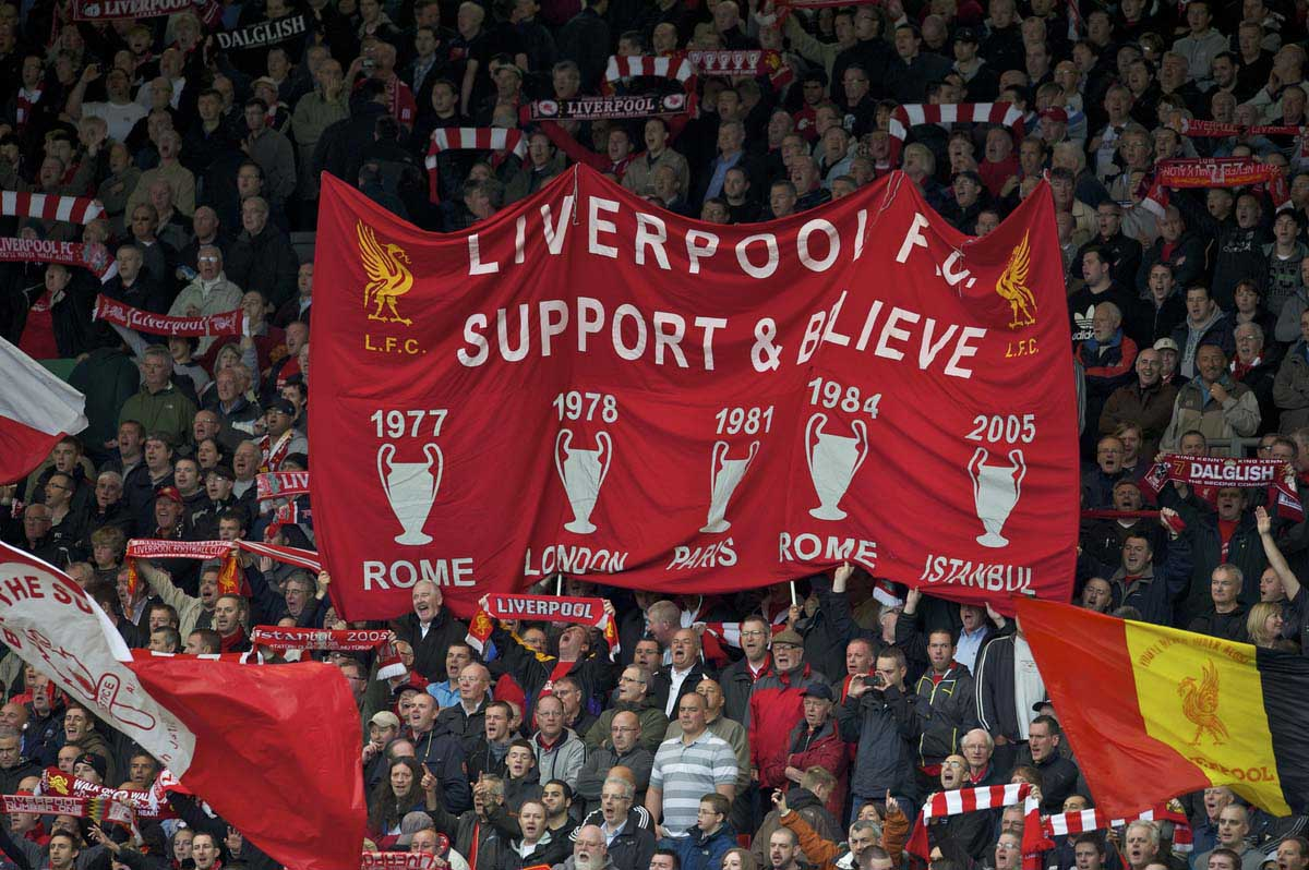 LIVERPOOL: IT AIN'T OVER UNTIL IT'S OVER