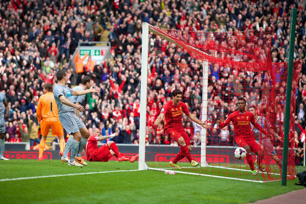 LIVERPOOL: SILVER MEDAL, SILVER LINING