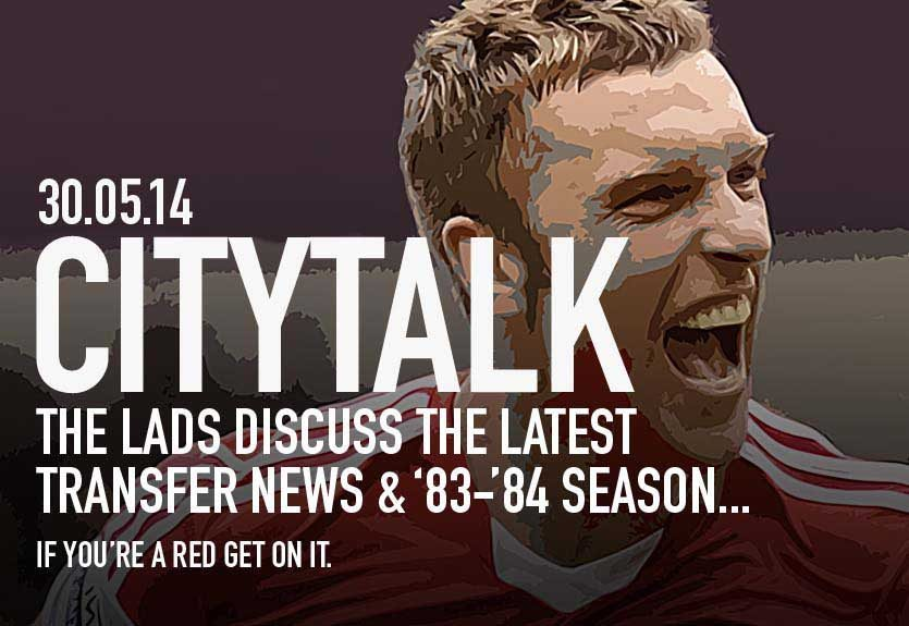 CITYTALK – I DON'T KNOW WHAT IT IS BUT I LOVE IT