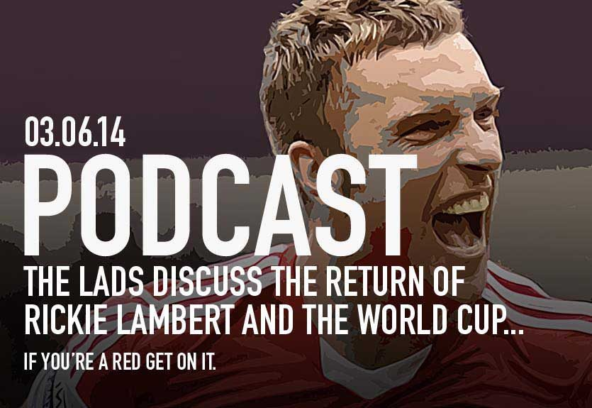 PODCAST: WELCOME HOME LAD