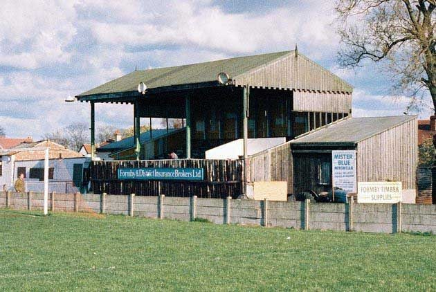 Formby FC Brows Lane by Andy Dakin