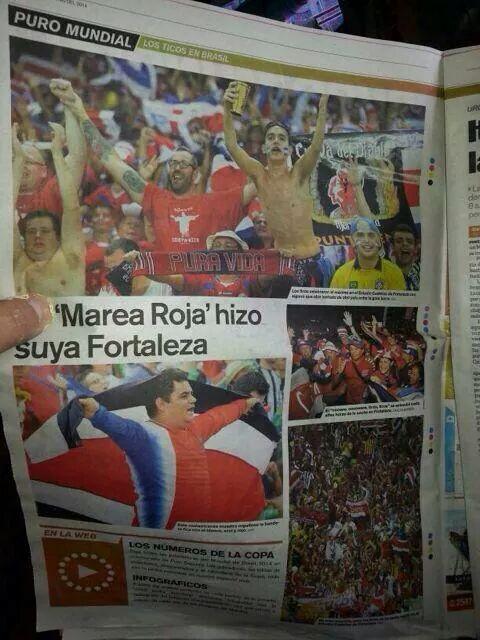 Costa Rica (III): Believe