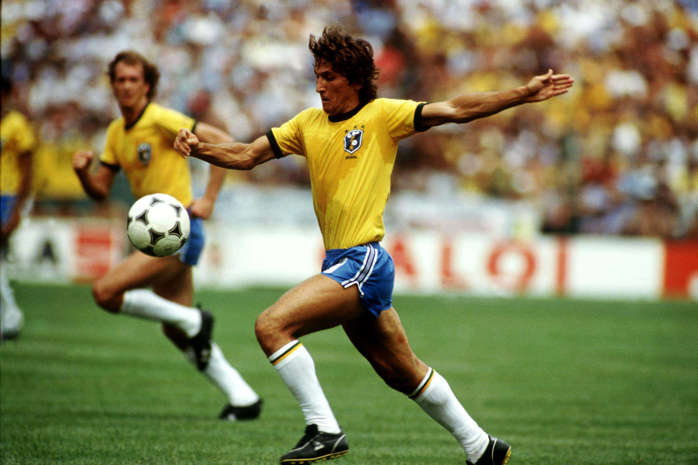 TEENAGE KICKS: THE MAGIC OF BRAZIL '82