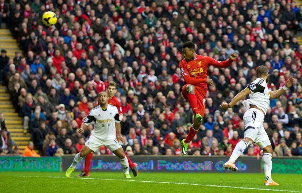 Football - FA Premier League - Liverpool FC v Swansea City FC
