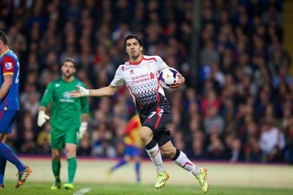 Football - FA Premier League - Crystal Palace FC v Liverpool FC