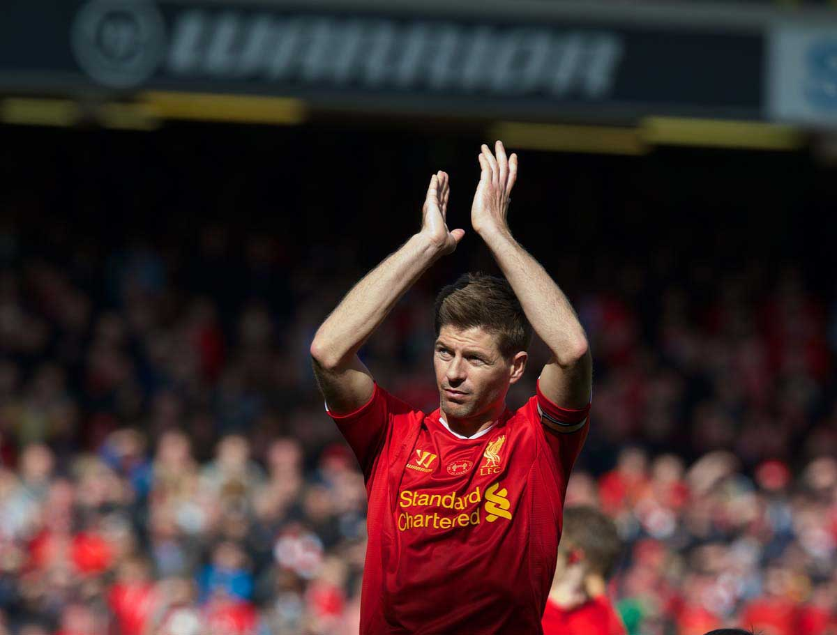 STEVEN GERRARD: YOUR COUNTRY LET YOU DOWN