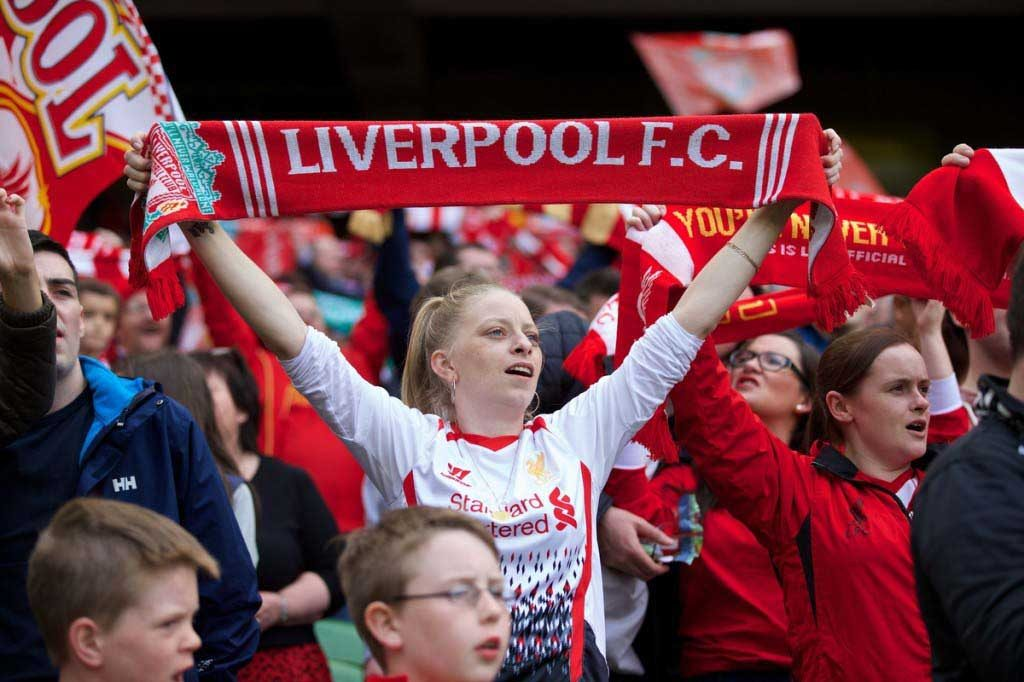 Football - Postseason Friendly - Shamrock Rovers FC v Liverpool FC