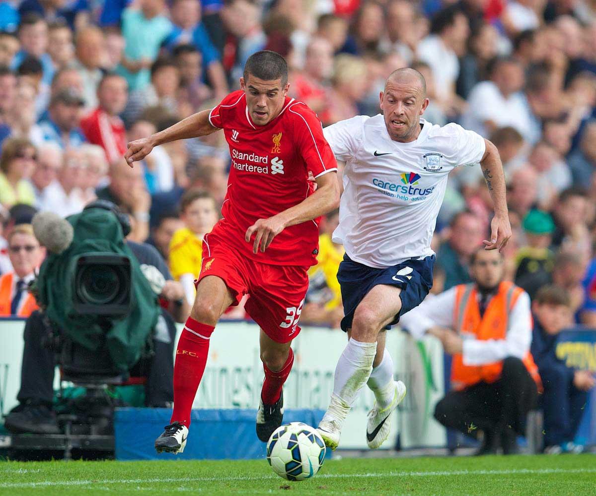 Conor Coady for Liverpool FC