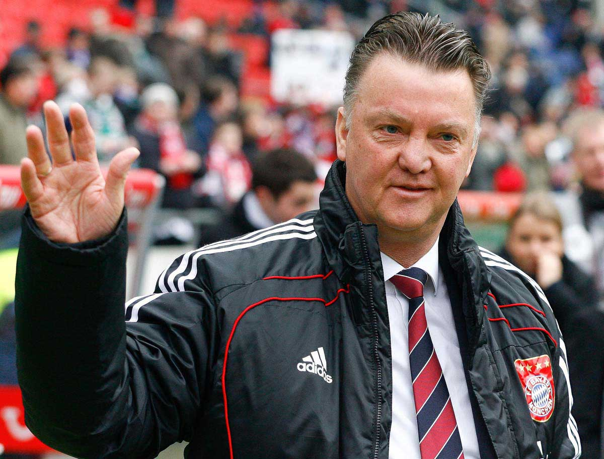 LOUIS VAN GAAL: A CAUTIONARY TALE