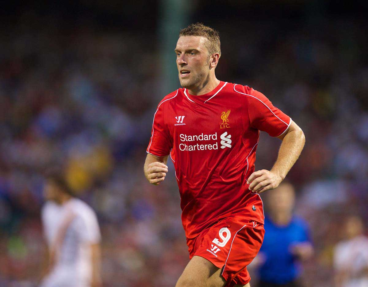 LIVERPOOL: CAN RICK DO THE TRICK FOR THE REDS?