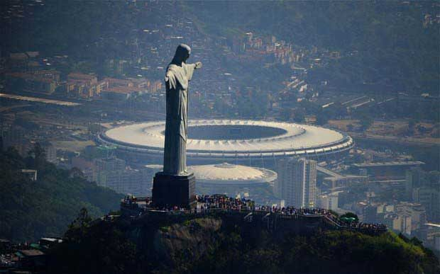WORLD CUP 2014: MY SOUTH AMERICAN DREAM