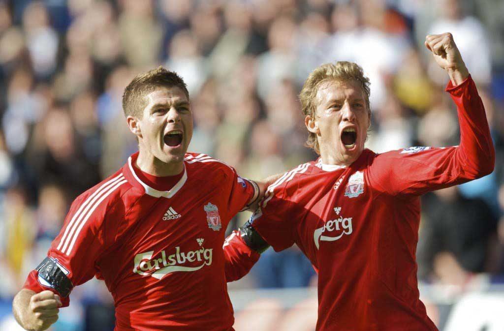 Football - FA Premier League - Liverpool FC v Bolton Wanderers FC