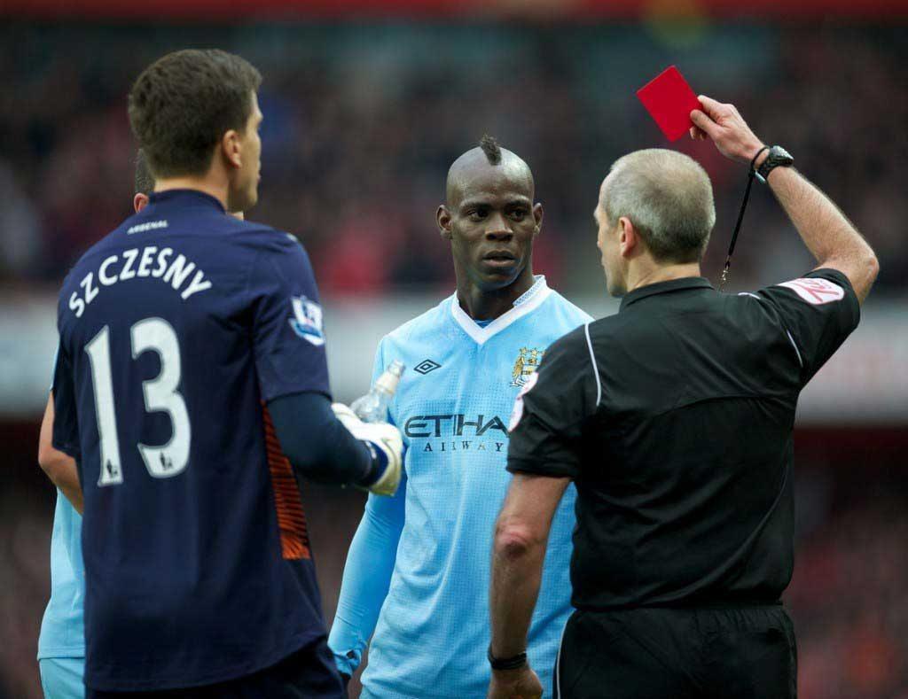 Football - FA Premier League - Arsenal FC v Manchester City FC
