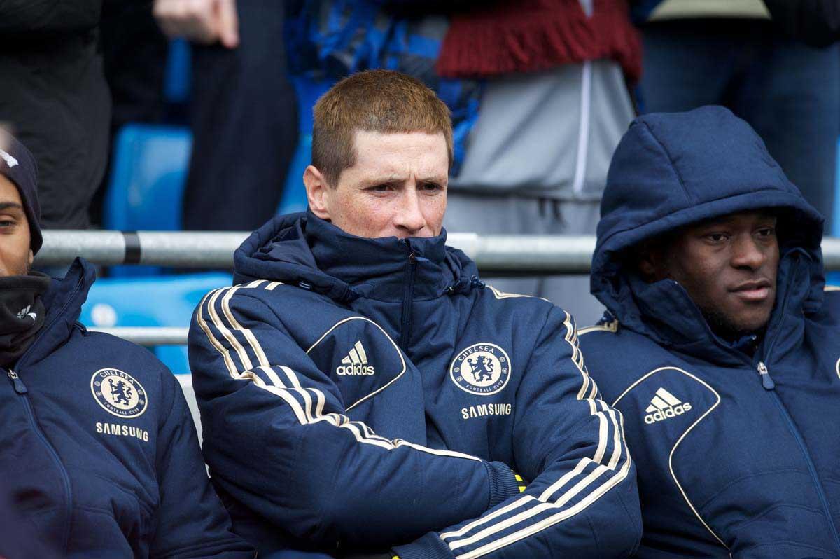 Football - FA Premier League - Manchester City FC v Chelsea FC